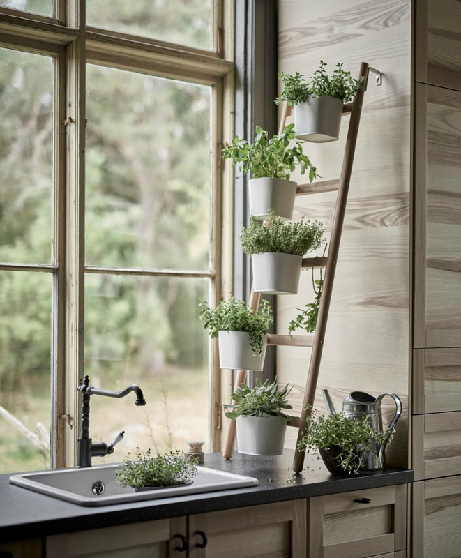 Leaning-ladder-plant-stand-ikea-e1493384075721-846x1024