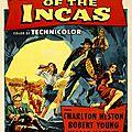 Le secret des incas. jerry hopper