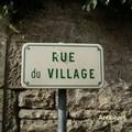 Rue du village (cussey sur l'ognon 70)