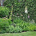 Un jardin dans le ried