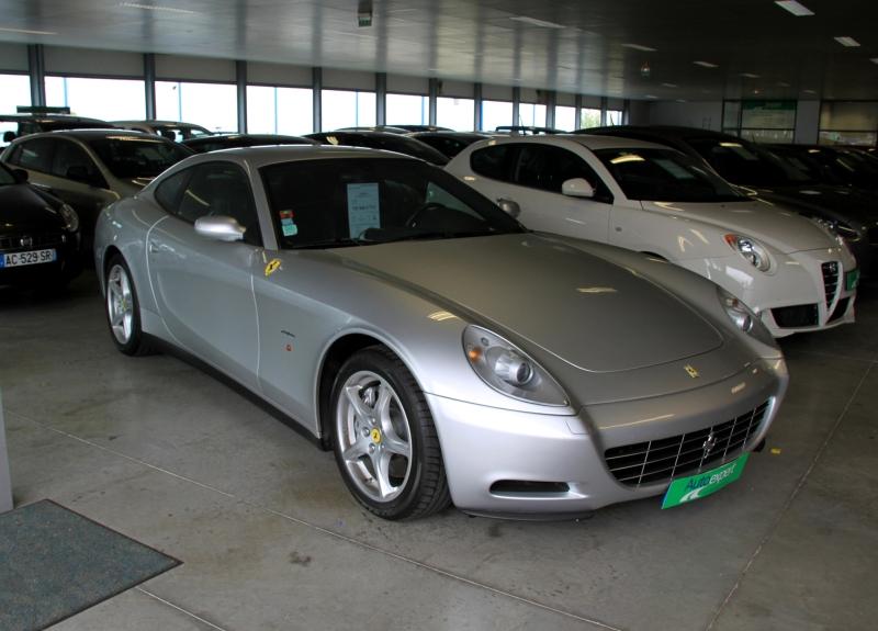 Ferrari 612 scaglietti V12 5