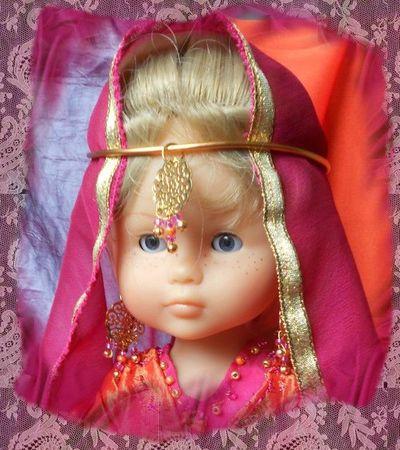 Adèle en Selma - princesse Ottoman