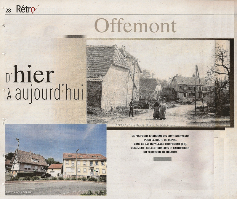 2019_02_10 Hier Aujourd'hui Offemont Le Mag ER