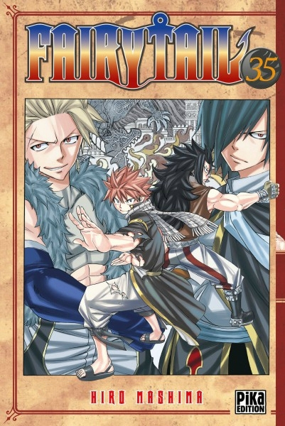 Fairy Tail, tome 35
