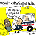 Roissy,incidents, taxis, police et transports en commun