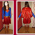 Supergirl est de retour !
