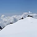 Magnifiques vacances en suisse, randonnée sur la neige