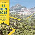 Ultra 1er edition - grand trail du st jacques 2016 104 km 3000 de d+