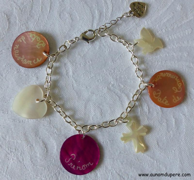 Bracelet Vie de Foi - 46 €