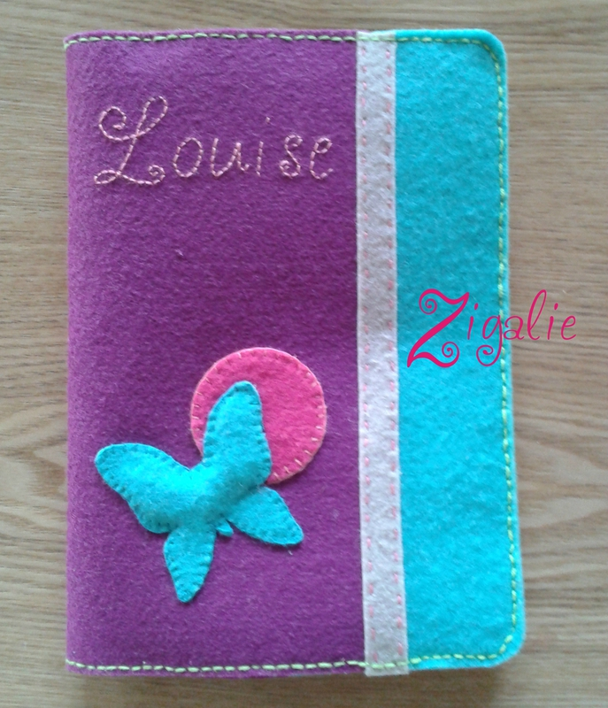Zigalie- carnet Louise 01