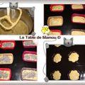 Petits cakes à la banane