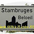 STAMBRUGES (Mer de sable) le 25/10/2015