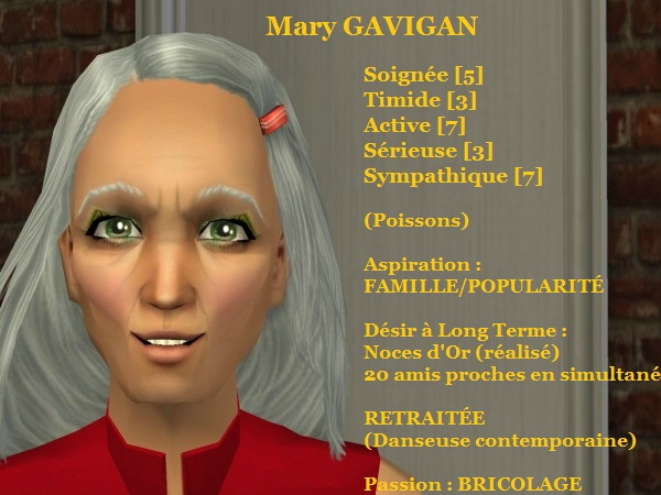Mary GAVIGAN