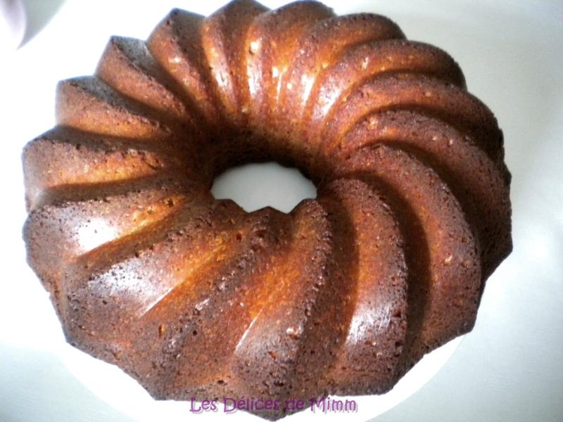 Gâteau au chocolat au lait et fève tonka 4