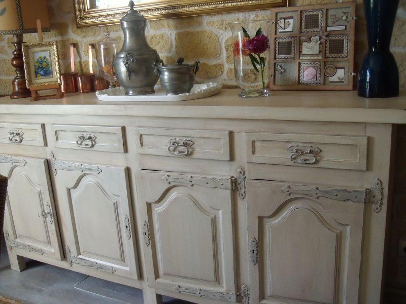 meubles patines tendance peinture et patine. Black Bedroom Furniture Sets. Home Design Ideas