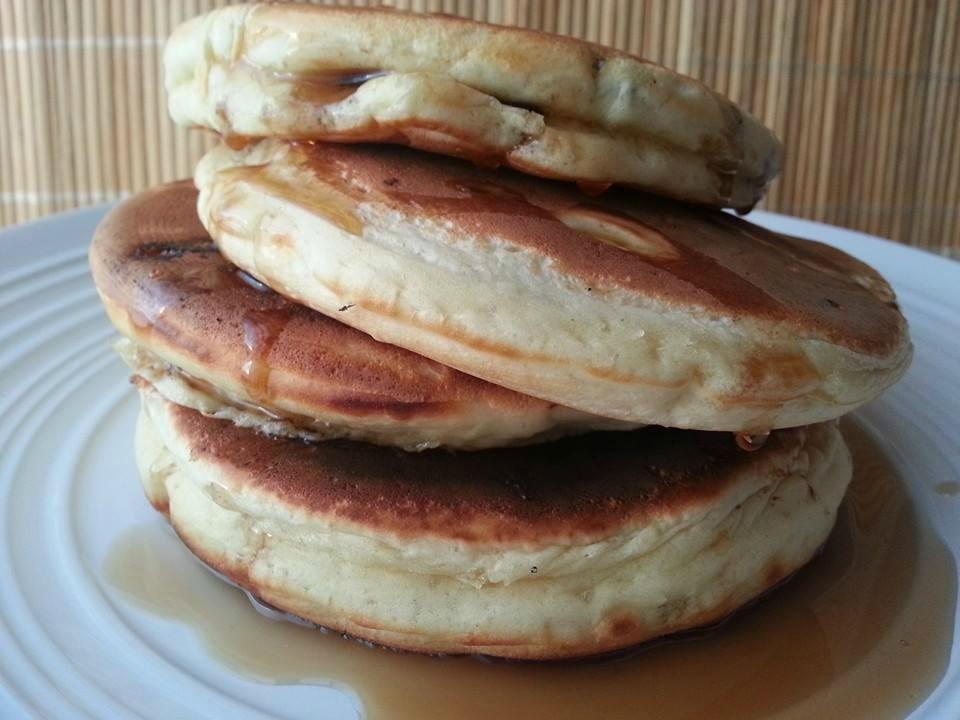 Pancakes King Size aux pépites de chocolat