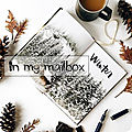 In my mailbox ~ 196