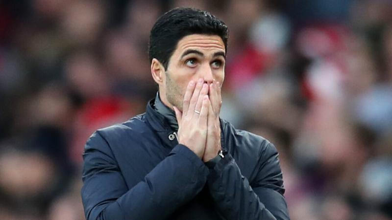 Arteta réclame du changement à Arsenal !