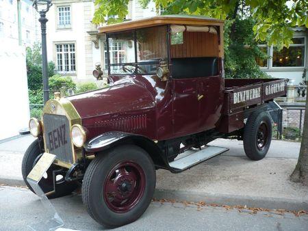 BENZ GAGGENAU type 1C 1921 Baden Baden (1)