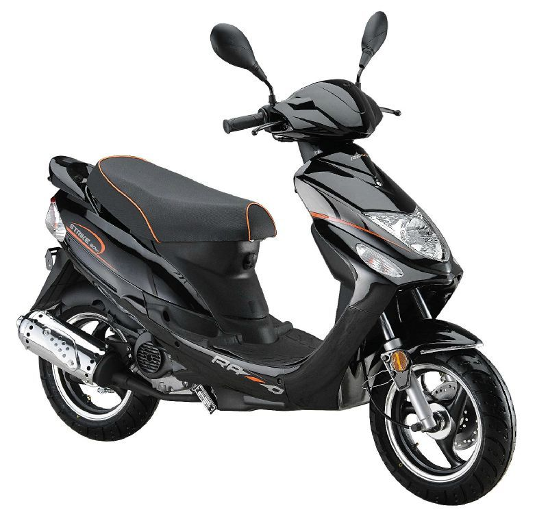 scooter 50cc razzo strike norauto. Black Bedroom Furniture Sets. Home Design Ideas