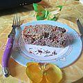 Riz sauté au bœuf, tomates & carotte