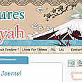 Le blog les lectures du liyah parle de notre