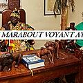 Puissant voyant marabout medium sérieux et reconnu ayao du dahomey
