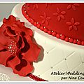 at weding cake nina couto1