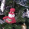 Décorations de Noël 2017