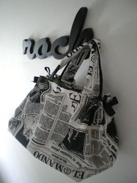 Newspaper bag