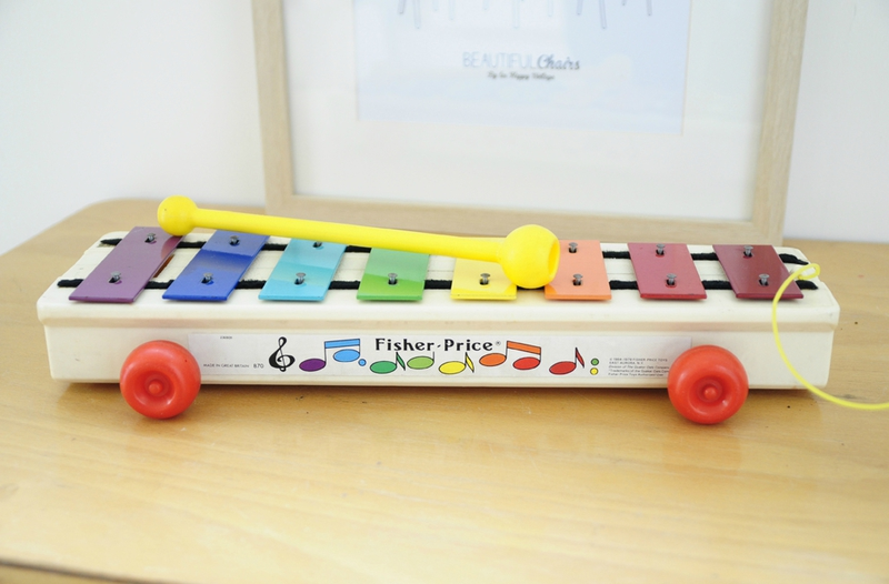 xylophone fisher price cote