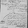 Duvergé, Nouvelle-Orléans 1759