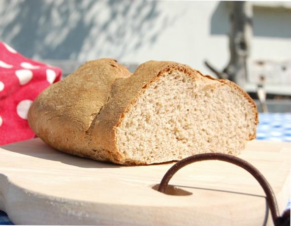 pain semi complet Juillet