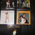 Freddie Mercury cd's carrière solo France