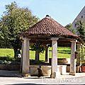 La balade du dimanche : saint julien lès montbéliard ,un petit village aux 4 fleurs