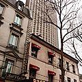 PARIS 17ème PORTE DES TERNES- PORTE MAILLOT