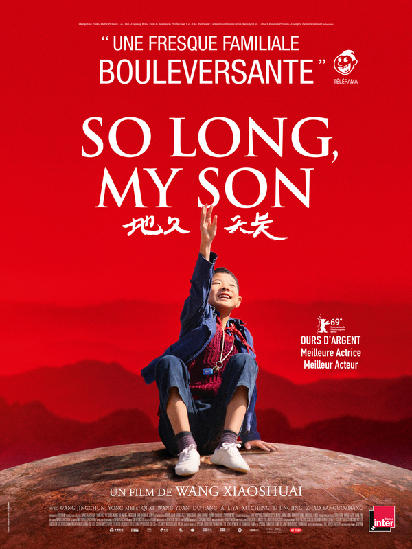 Affiche So Long My son