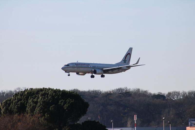 Boeing 737 de Royal Air Maroc