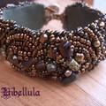 Bracelets brodés