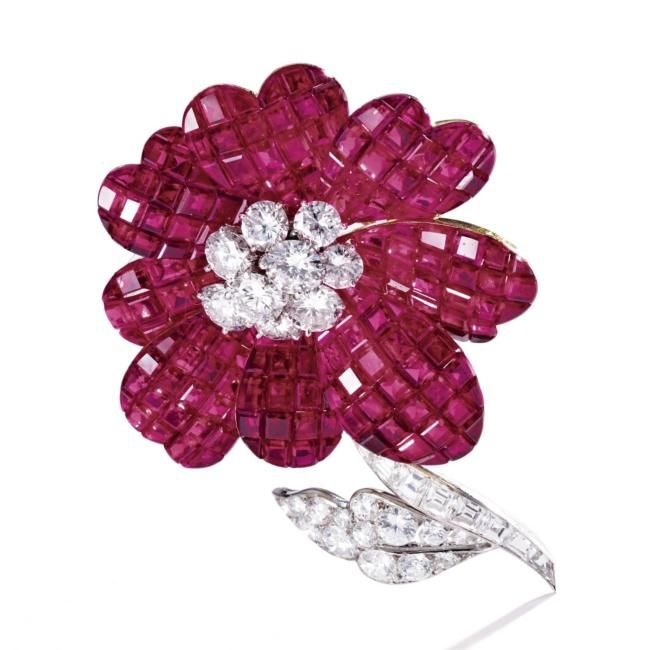 Van Cleef Amp Arpels Sotheby S Magnificent Jewels 20 Apr