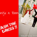 Angie et yann :: trash the dress