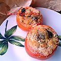 Tomates farcies à la sicilienne