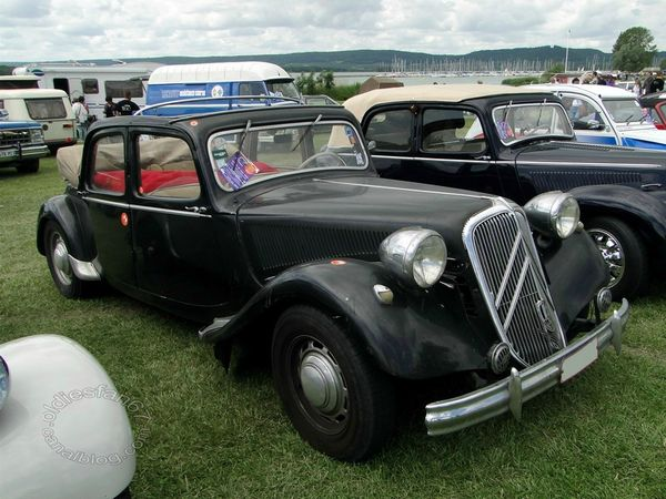 citroen traction 15 cv decouvrable 3