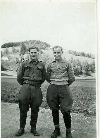7 juin 1942 acpgkrgef3945 Marcel JUTTEAU Maurice BOUSSUGE (d)