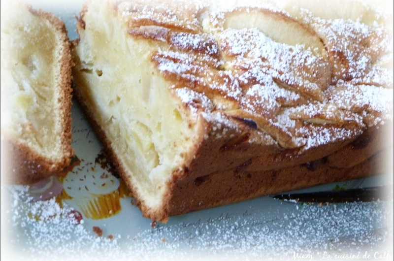 Cake mascrpone pomme1