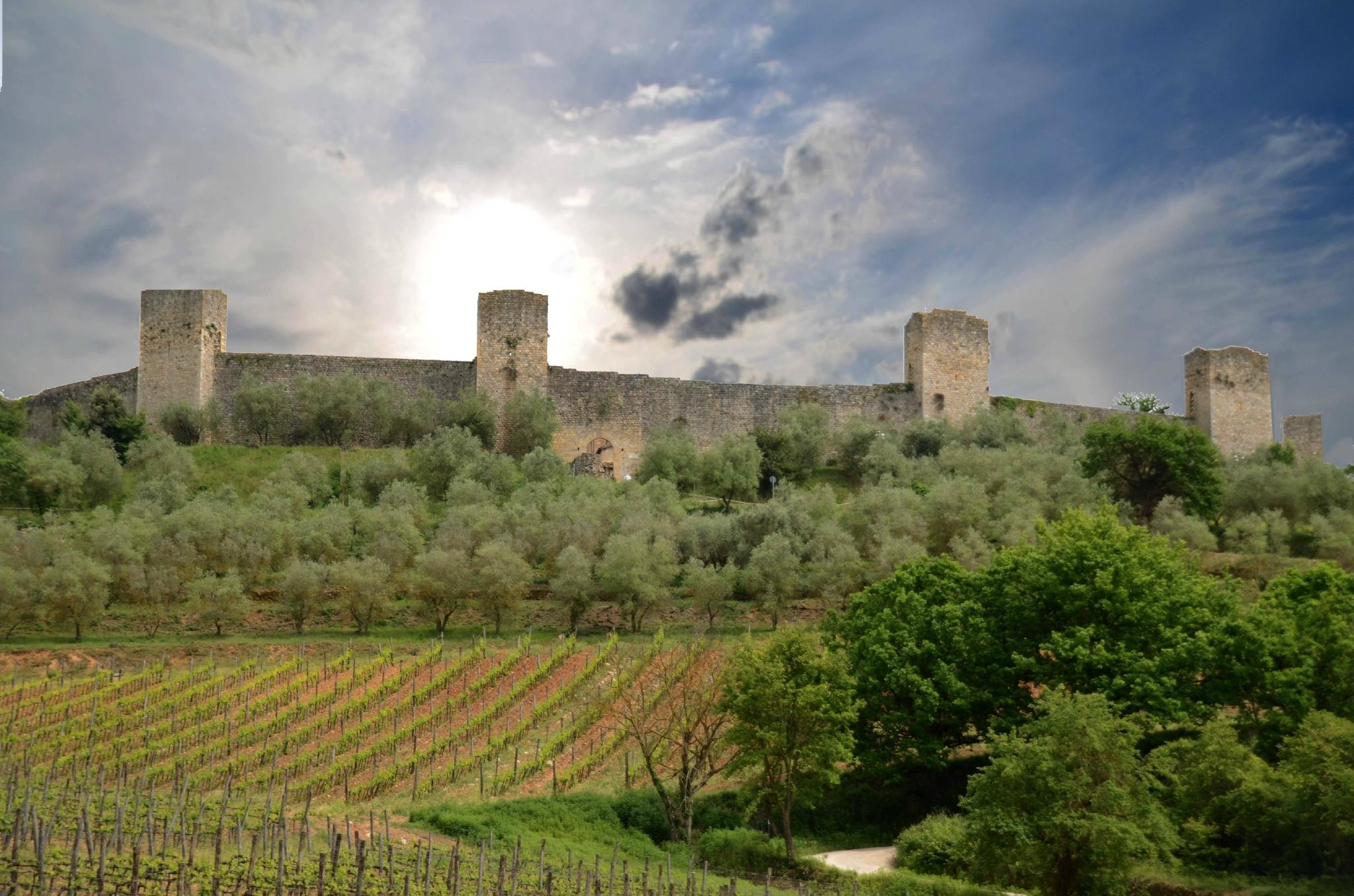La Toscane du Nord