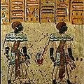 Survivance de l'ancienne culture egytienne dans les traditions d'afrique noire (katiopa) !