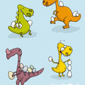 illus' bloc dinos 7