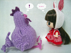 Lucy_and_Poule_2