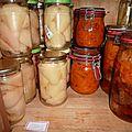 poires william et carottes -boeuf au carottes